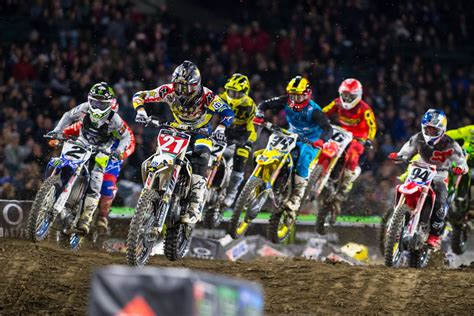ama motocross history 2018 anaheim 2 supercross results and coverage 10 fast facts