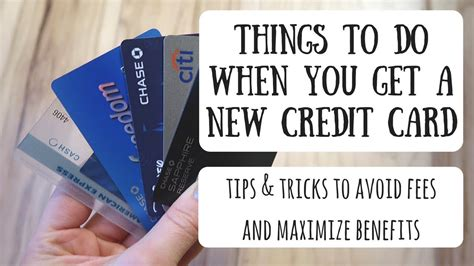 Dec 19, 2018 · request a pin from your issuer. Things to Do When You Get a New Credit Card   Best Practices & Tips to Help Manage Your New Card ...