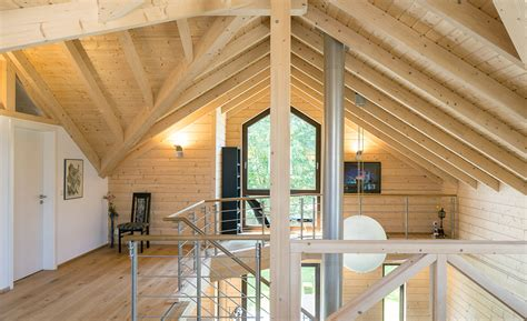 Holz Und Haus by Holz Putz Kombination Holzh 228 User Stommel Haus