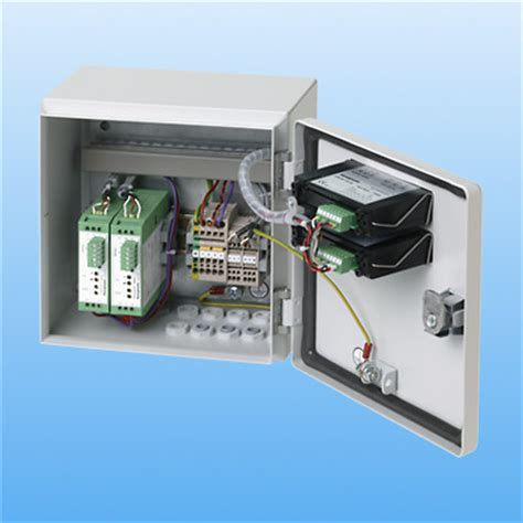Measuring Amplifier Unit For Field Installation