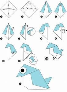 Origami Für Anfänger : origami vogel anleitungen zum nachbasteln geolino ~ A.2002-acura-tl-radio.info Haus und Dekorationen