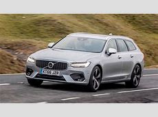 Volvo V90 Rdesign review sportier Swedish wagon tested