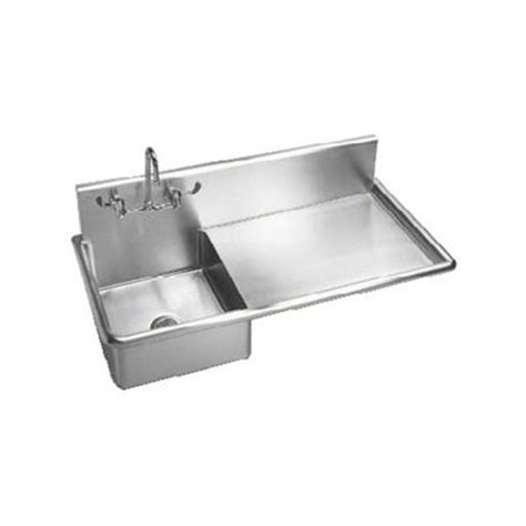 wall hung stainless steel sinks just manufacturing a46712s stainless steel wall hung