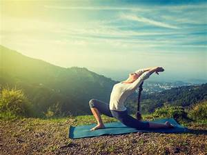 Get Motivated In Minutes With Morning Yoga