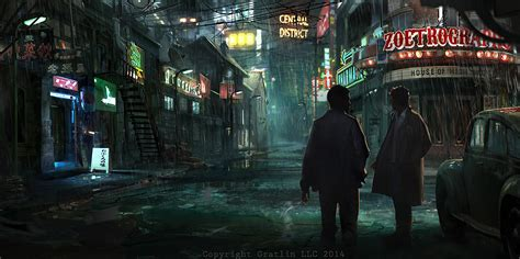 night street  rhysgriffiths  deviantart
