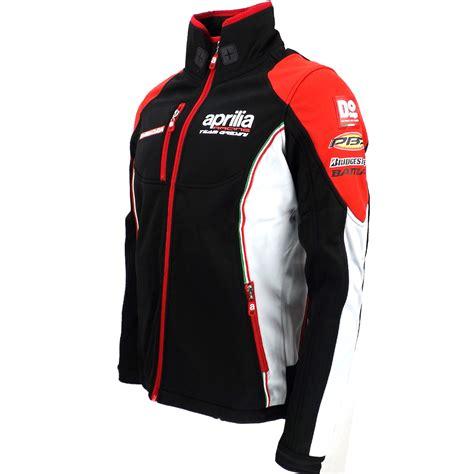 aprilia gresini racing moto gp team soft shell jacket official new ebay