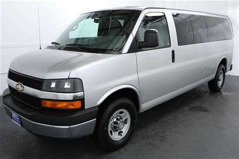 2010 Chevrolet Express Passenger Lt 3500 For Sale 81 Used