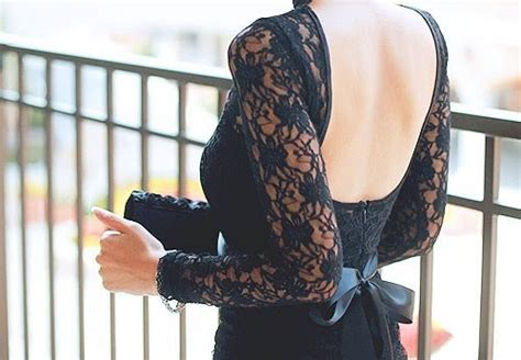Lace For A Chic Christmas Style Caramel
