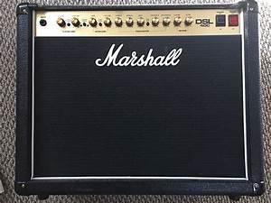 Marshall Dsl40c 2015 1x12 U0026quot  40 Watt Tube Guitar Combo