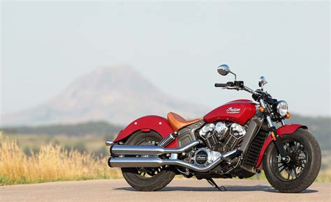 Indian Scout Image by 2015 Indian Scout Ride Review