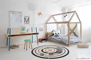 Lit Maison Enfant : bonnesoeurs lit maison ~ Farleysfitness.com Idées de Décoration