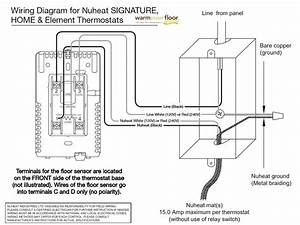 Nest Thermostat For Radiant Heating Wiring Diagrams