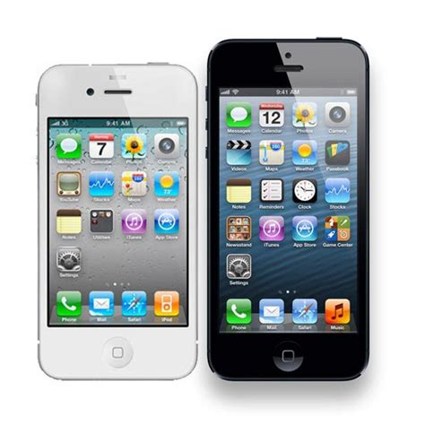 size of iphone 5 iphone 4s vs iphone 5 screen size