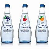 Clearly Canadian Glass Bottles | 736 x 736 jpeg 63kB