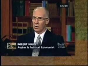 Robert Higgs, on C-SPAN2's Book TV, Part 2 of 3 - YouTube
