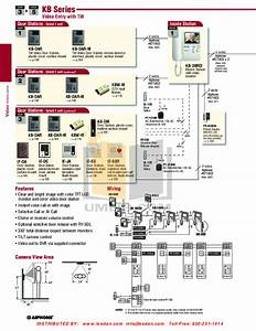 Aiphone Intercom Wiring Diagram
