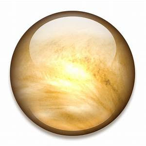 Venus Icon | Solar System Iconset | Dan Wiersema