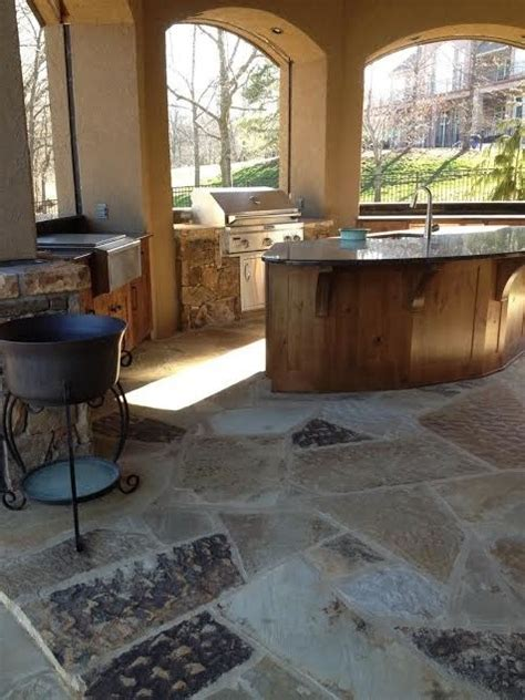 covered outdoor kitchens  indoor kitchen design ideas