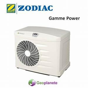 Pompe A Chaleur Piscine 40m3 : zodiac pac piscine power 7 6500w ~ Premium-room.com Idées de Décoration