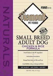 diamond naturals dry food for adult dogs small breed With diamond dog food distributors