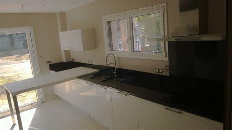 cuisines andré cuisine granit noir poli brillant 28 04 15