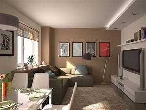 Wohnzimmer Weiß Braun : einrichtungsideen wohnzimmer braun ~ Sanjose-hotels-ca.com Haus und Dekorationen