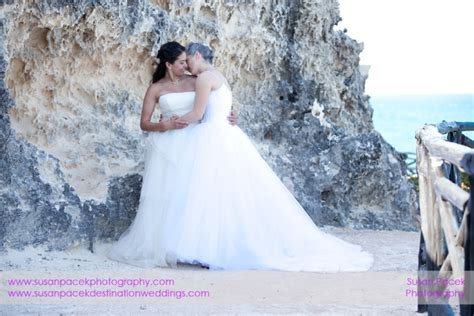 lgbtq isla mujeres wedding zama beach club wedding