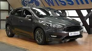 Ford Focus Sw St Line : ford focus st line gcc5gs53148 magnetic grau autohaus wissmann youtube ~ Medecine-chirurgie-esthetiques.com Avis de Voitures