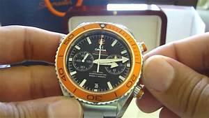 Omega Seamaster Planet Ocean 9300 Orange Bezel