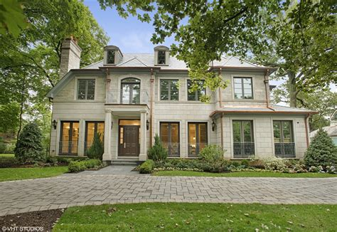 Photos Of Luxury Home Exteriors By Heritage Luxury Builders