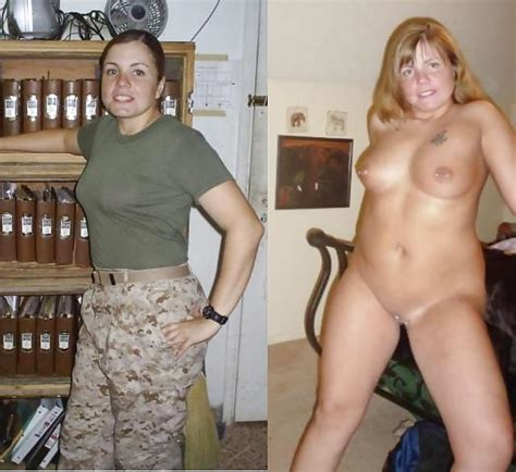 Military Dressed Undressed Pics XHamster