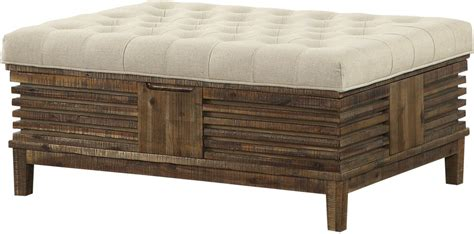 acme furniture living room andria cocktail ottoman