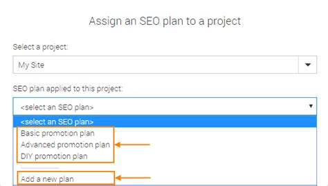 Seo Plan - dangerous competitor finder more new webceo features