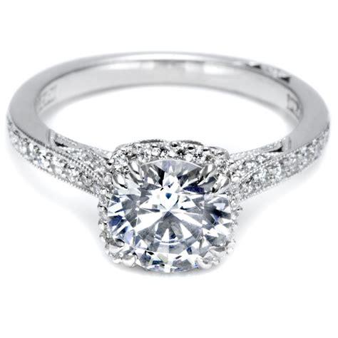tacori dantela collection platinum diamond semi