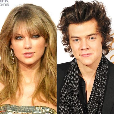 Even Harry Styles Can't Hate on Taylor Swift's New Songs ...