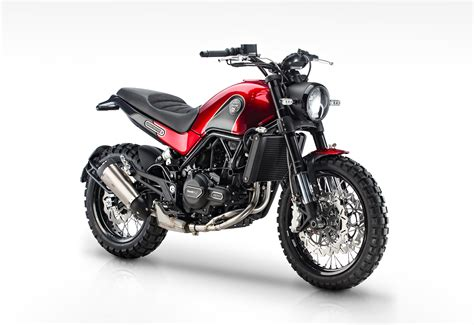2016 Benelli Leoncino Brings Back The Lion Cub