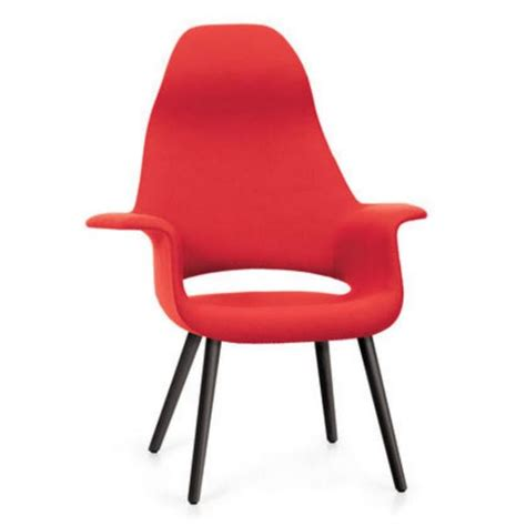 eames and saarinen organic highback chair vitra modern