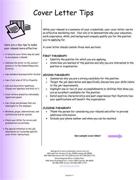 cover letter examples ideas  pinterest