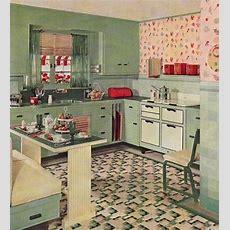 Fun, Retro Ideas For A 50s Style Kitchen  50s Kitchen
