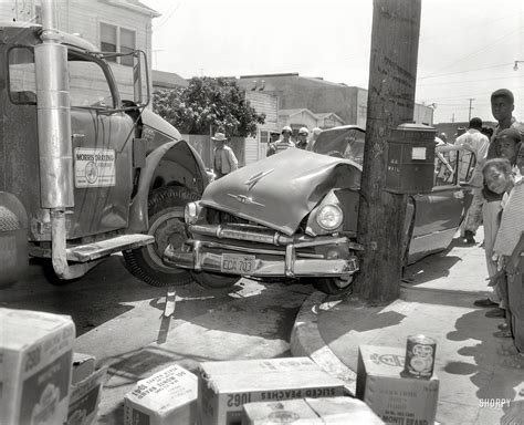 Circa 1958. Plymouth Meets Peaches In The First Of A
