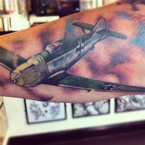 amazing spitfire tattoos