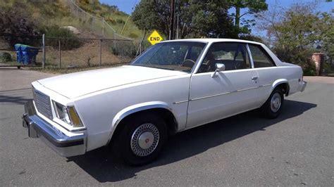 1979 Chevrolet Malibu Classic Coupe Chevy Nova Chevelle 5