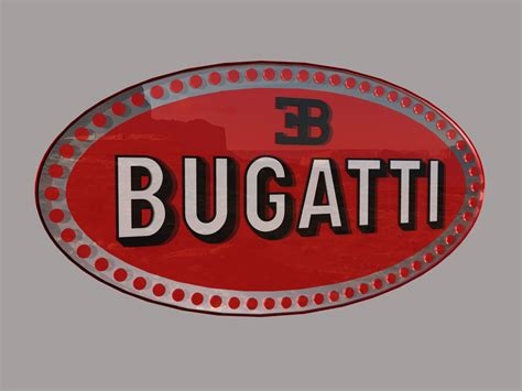 3d Bugatti Logo By Taz09 On Deviantart