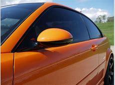 Find used 2005 BMW E46 M3 Coupe custom Fire Orange paint