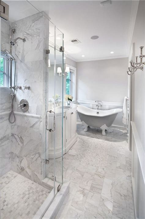 home depot bathrooms design bathroom bathroom design tiling is honed carrara marble tub is a cast iron