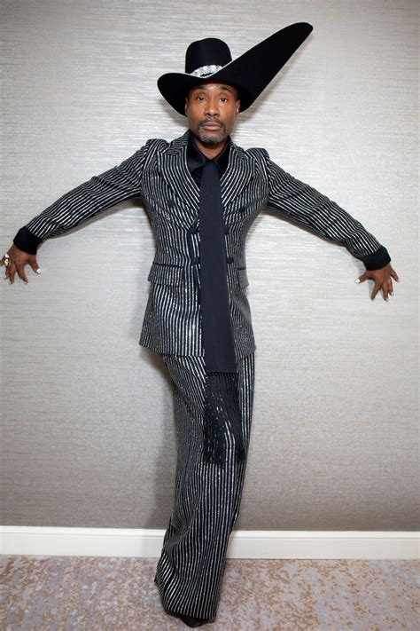 Billy Porter Goes Full Disco King The Emmys Red