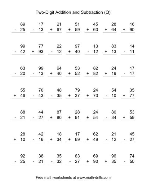 subtraction worksheets st grade worksheet mogenk paper