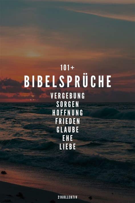 die  schoensten bibelsprueche und zitate glaube