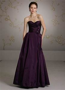 jennefer39s blog eggplant bridesmaid dresses wedding With eggplant dresses for weddings