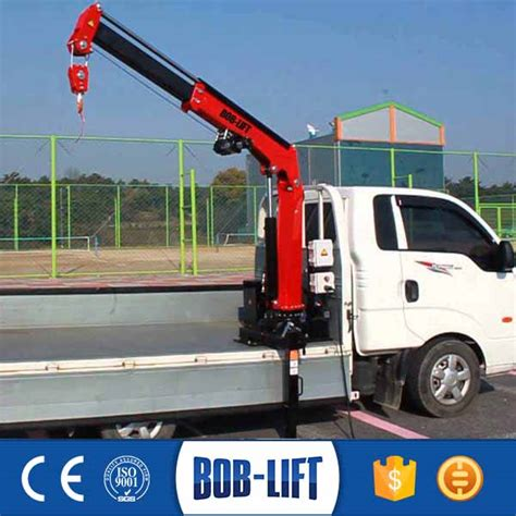 Used Small Portable Pickup Truck Cranes For Sale - Buy ...